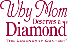 Why Mom Deserves a Diamond Logo